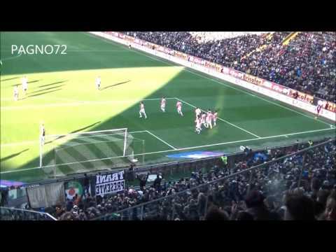 Udinese Vs JUVENTUS   Goal Khedira 0-2
