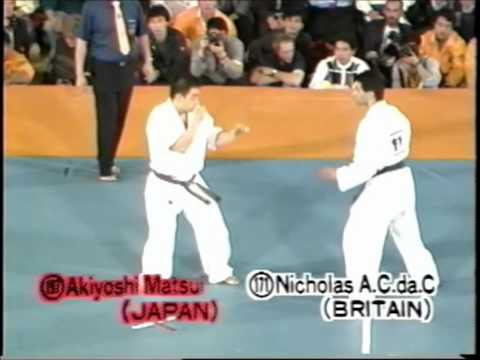 Kyokushin Karate 4th World Tournament : The Greatest World Tournament