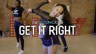 Download Lagu Diplo ft. MØ - Get It Right | Guy Groove Choreography | DanceOn Class Gratis STAFABAND