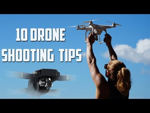 10 Cinematic Drone Shots for better Aerial Footage - DJI Mavic Pro