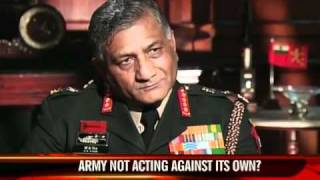 Ceasefire violations near international border serious_ Army chief