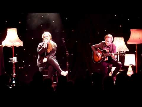 Adele- Lovesong- Tabernacle, London, 24 January 2011.
