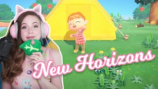 ANIMAL CROSSING: NEW HORIZONS E3 REACTION