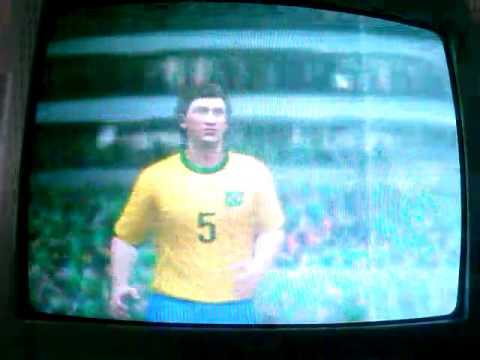 Mexico VS Brasil   Gamplay     Fut Xpress