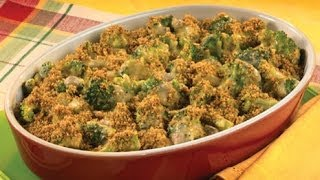 How to Make a Broccoli Cheese Casserole