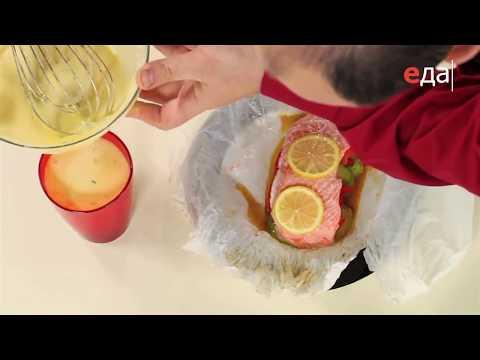 Яично-масляный соус (голландский) к рыбе и овощам / от шеф-повара / Илья Лазерсон / Обед безбрачия