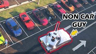 GTA 5 Inviting My Non Car Guy Friend To A Meet