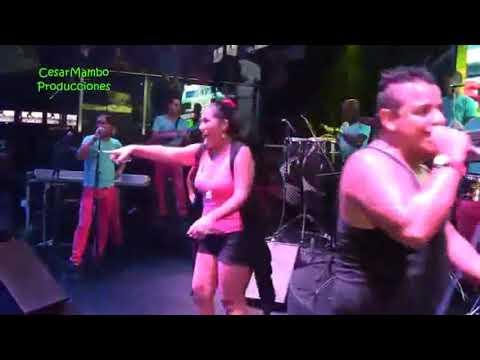 Manolin y Los Peloteros Jaraneros ♪♪ La Hamburguesa Negra ♪♪ En La Casa De La Salsa |★| 2013 |★|