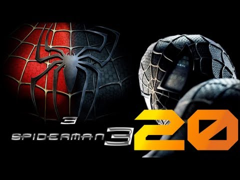 Let's Play Spiderman 3 Part 20 - THE LIZARDS RETURN
