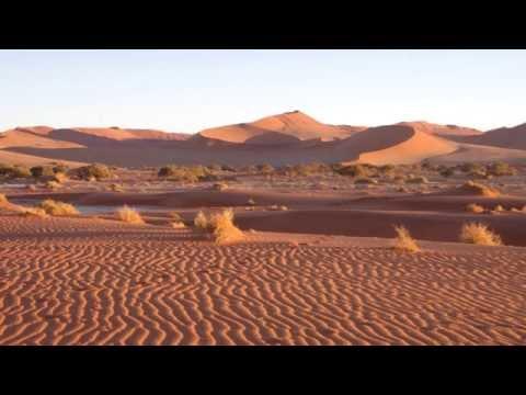 Sossusvlei Timelapse Namibia Free Footage