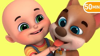 My Dog Song (Bingo) | Best baby songs and by Jugnu Kids