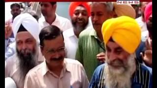 Kejriwal proves that he is unaware of Punjab and Punjabiat