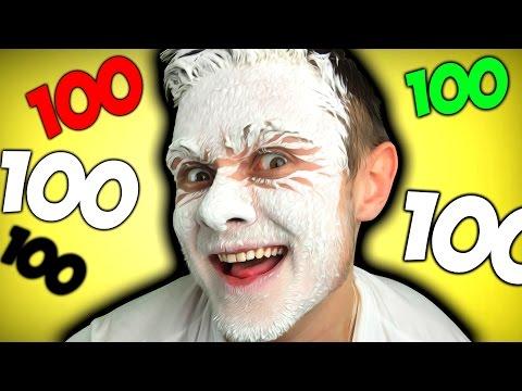 100 СЛОЕВ ЧЕЛЛЕНДЖ
