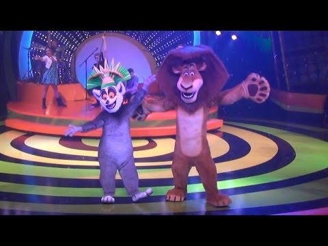 MouseSteps Weekly #54 Star Wars Weekends;  Madagascar Live! Operation: Vacation; Rose & Crown