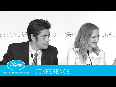 SICARIO -conference- (en) Cannes 2015