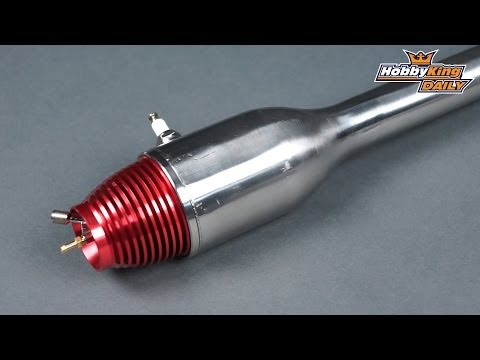 HobbyKing Daily - HobbyKing Pulse Jet Engine with Ignition System