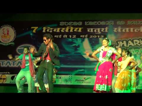 Jharkhand Cine Award 2013 Full Song, Aanchal Re Aalom Sabinj! From:- Uploding..mohan, Raja, Sunil.! video