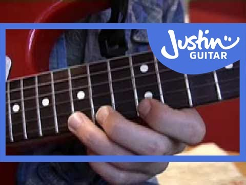 Fast Rock Licks For Beginners (Guitar Lesson RO-003) How to play