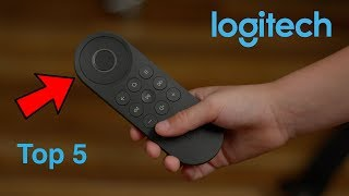 Top 5 Coolest Features - Logitech Harmony Express
