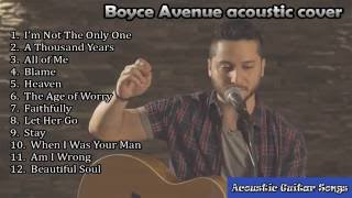 Download Lagu Sam Smith | I'm not the only one | nonstop cover by Boyce Avenue Acoustic Guitar Gratis STAFABAND