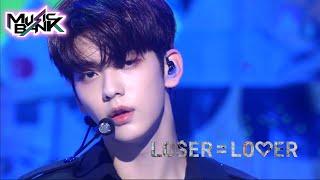 Download lagu TOMORROW X TOGETHER - LO$ER=LO♡ER (Music Bank)   KBS WORLD TV 210820
