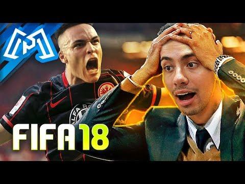 MEU DEUS, OLHA O QUE O MARTINEZ FEZ! 😱 - FIFA 18 - Modo Carreira #35 thumbnail