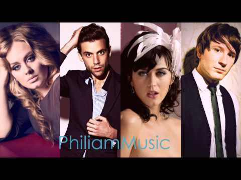 All New English Songs - Adele,Katy,Perry,Mika- Best Youtube Music HD