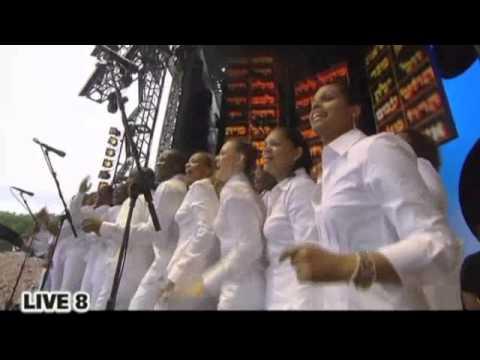 Madonna - Like A Prayer - Live 8 - 2005