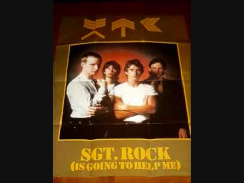 XTC - Sgt. Rock (Is Going To Help Me) (instrumental)