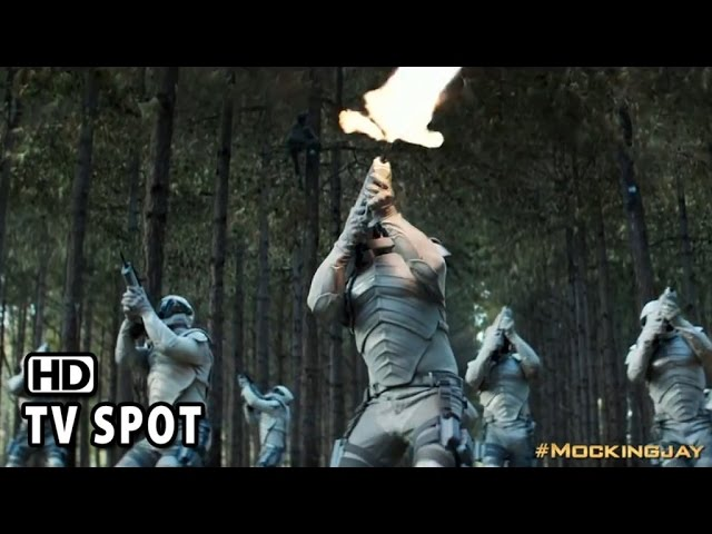 THE HUNGER GAMES: MOCKINGJAY Part 1 TV Spot 'No More Games' (2014) HD
