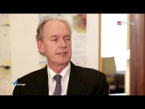 Glounge(Ep.3) Thomas J. Byrne,  President of the Korea Society _ Full Episode