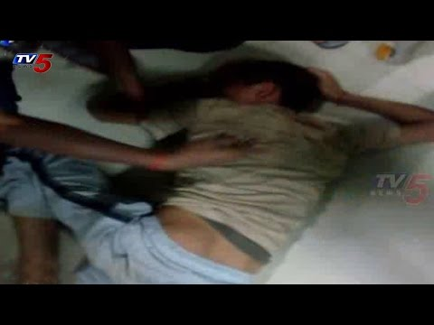 Andhra And Telangana Students Beaten By Local Students | Manipur Nit : Tv5 News video