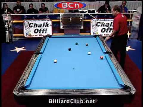 Pro Billiards U.S. Open 9-Ball Championship: Mika Immonen vs. Nick Varner