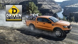 Driven- 2019 Ford Ranger Lariat SuperCrew 4X4