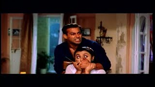 Salman Khan thinks Rani Mukherjee is a Child Kidnapper (Kahin Pyaar Na Ho jaye)