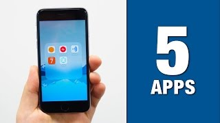 5 Apps You Need to Try