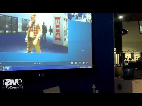 InfoComm 2014: Da-Lite Demonstrates ViewShare Technology Videoconferencing Solution