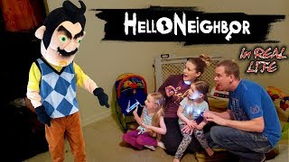 Download Lagu Hello Neighbor in Real Life in the Dark! Broke into a Stranger's House & Get Caught!!! Part 2 Gratis STAFABAND