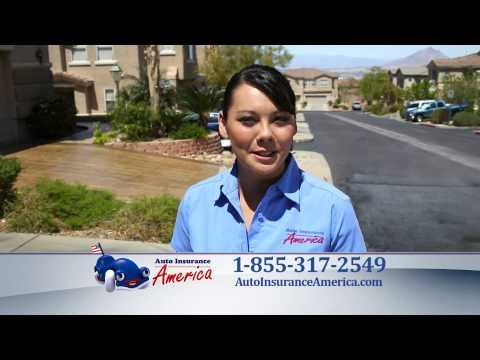 Auto Insurance America Ice Cream TV Commercial