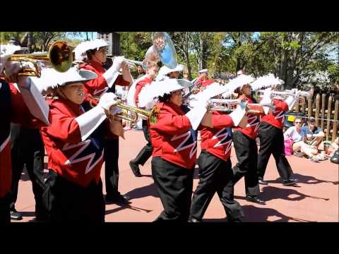 Jefferson County Tennessee High School Band Disney World