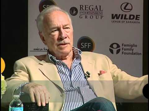 In Conversation With Christopher Plummer