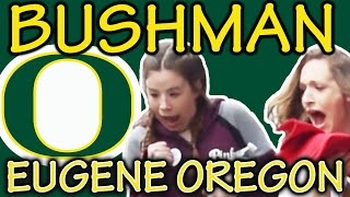 Bush man prank | FUNNIEST BUSHMAN SCARE PRANK EVER #326 | Eugene Oregon | Ryan Lewis Videos