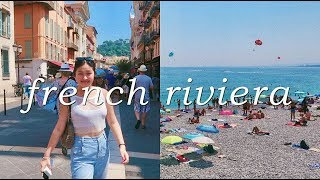EXPLORING THE FRENCH RIVIERA | VLOG