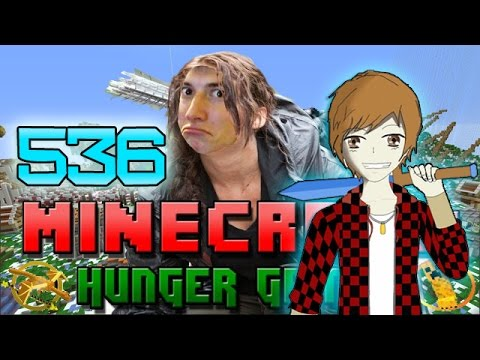 Minecraft: Hunger Games w/Mitch! Game 536 - SOLO YOLO!
