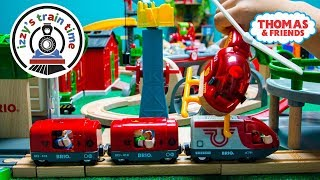 Toy Trains for Kids | Thomas and Friends BRIO Toy Collection | Kids Playing with Toys!