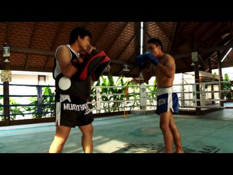 Pad Training from Saiyok and Kem (sample of the DVD) Image 1