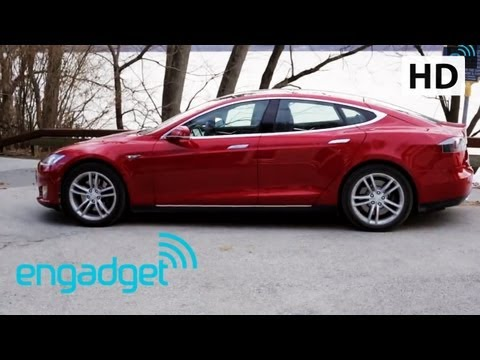 Tesla Model S Review   Engadget