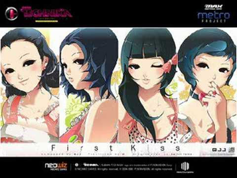 [djmax Technika] Preview - First Kiss video