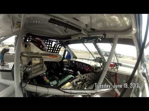Austin Dillon Rockingham Test