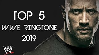 Top 5 Best WWE Ringtones 2019 |Free Download|